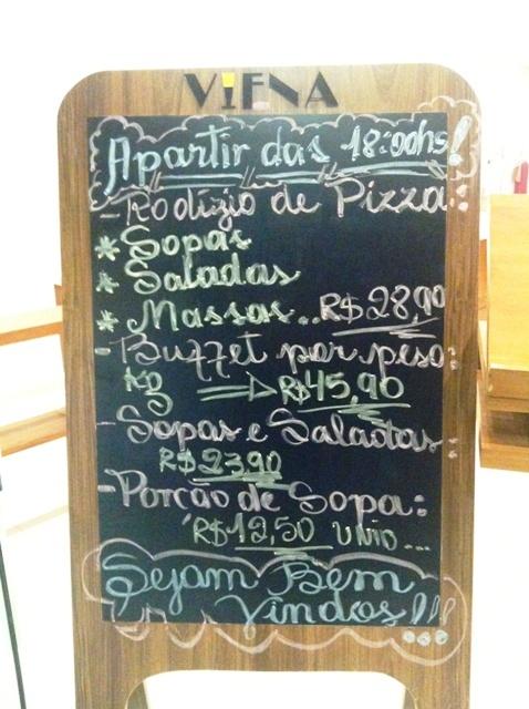 Pizzaria Viena: uma noite tensa!