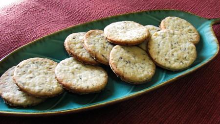 Jeera (Cumin) Cookies