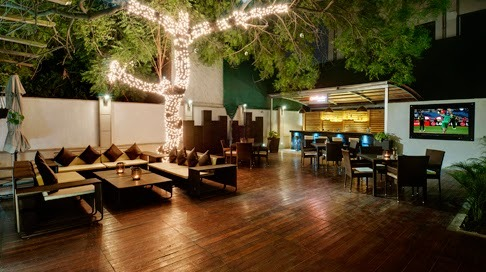 A Relaxed Evening Under the Stars @ Outback Bar & Grill, Leisure Inn, Gurgaon