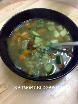 lentilha com legumes panela normal
