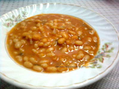 SOYA BEAN CURRY