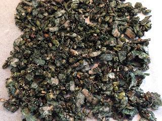 Crunchy Green Nutty Cluster Crisp Muesli