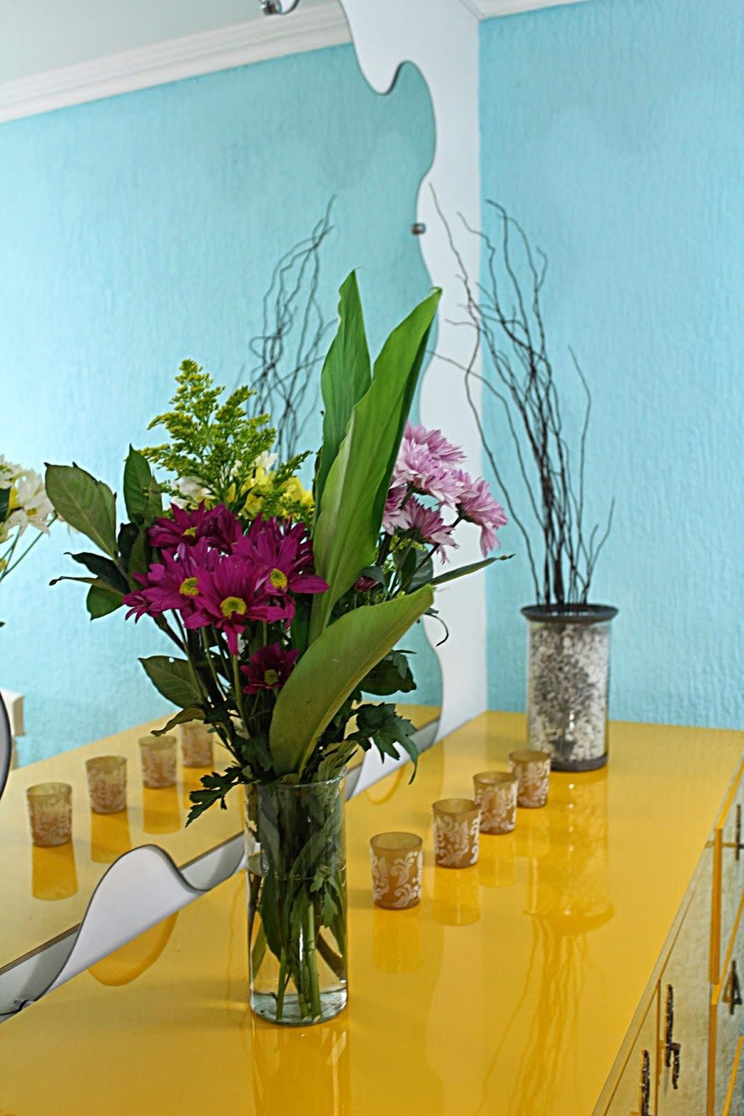Dicas para ter arranjos de flores em casa