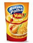 Degustação: Batata-Palha Sabor Hot Dog Yoki