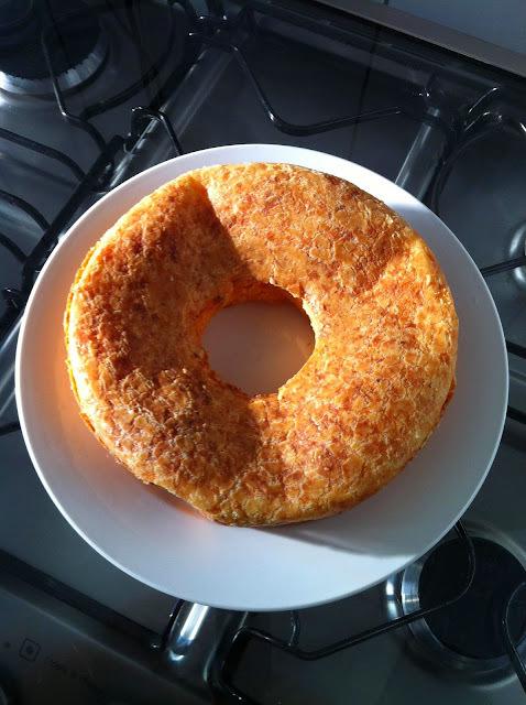 bolo frito de polvilho com queijo