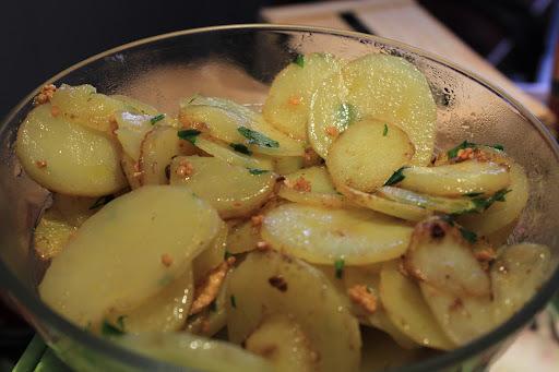 800 g de batata da quantas batatas