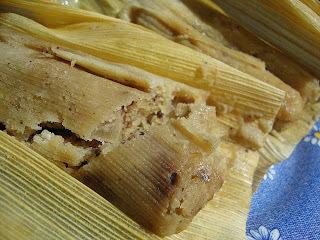 Masa para Tamales