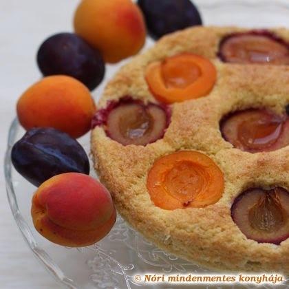 barackos süti sütés nélkül