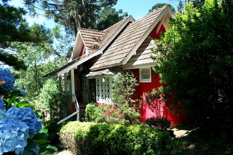 A Jardineira - Parte II - Casa do Papai Noel