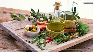 Receitas de azeites aromáticos