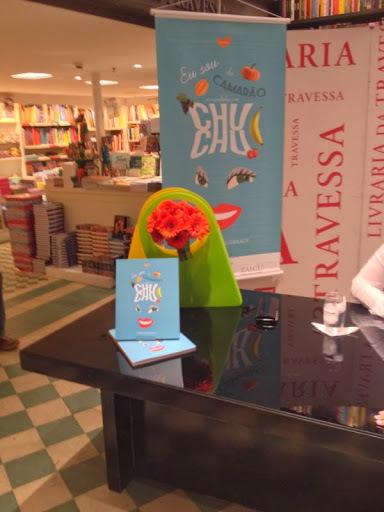 Roberta Sudbrack lança seu novo livro no Rio