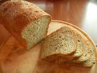Pão de Grão-de-Bico Integral