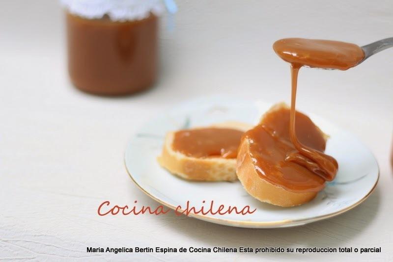 recetas chilena