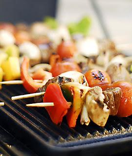 Recette du kebab d'agneau en brochettes au barbecue ou au four (Turquie)
