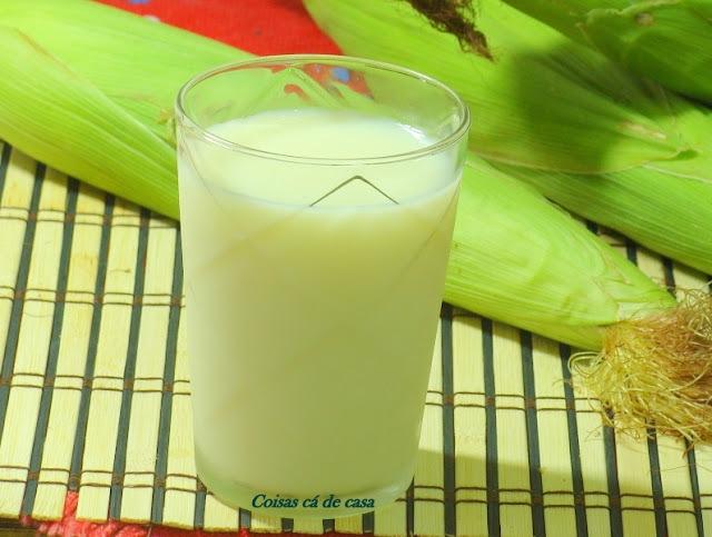 Geladinho de milho verde
