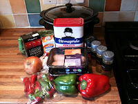 Slowcooker Cooking - Easy Chicken Jalfrezi