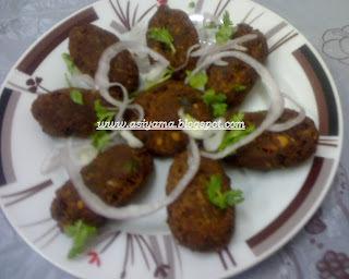 Easy Shami Kebab