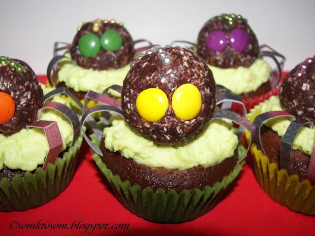 Crazy muffiny alebo cupcakes (nielen na Halloween)