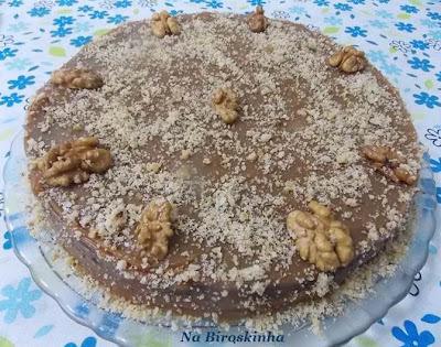 bolo de aniversário rápido