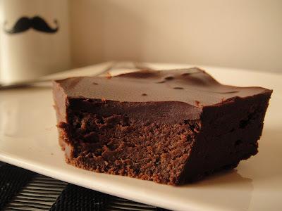 Gâteau au chocolat et au mascarpone (recette de Cyril Lignac)