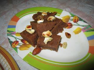 Singhare ke atta(Water-chestnut flour) ka Halwa