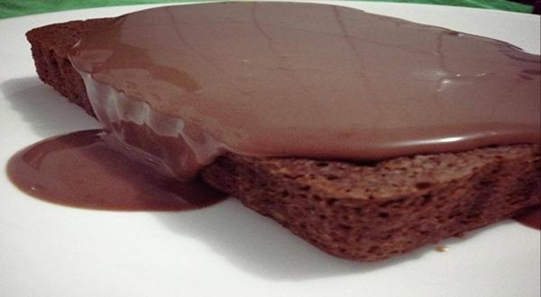 Bolo de Chocolate Fit