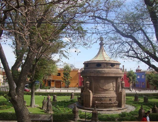 Real Caja del Agua San Luis Potosí