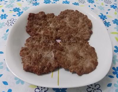 bife de hamburguer caseiro