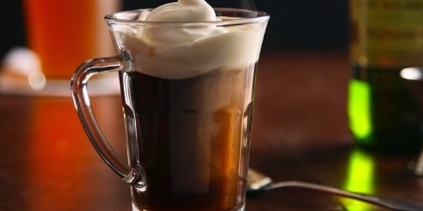 Cafe Irlandés (Irish Coffee)