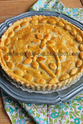 Daring Bakers October 2013 - Savory pot pies