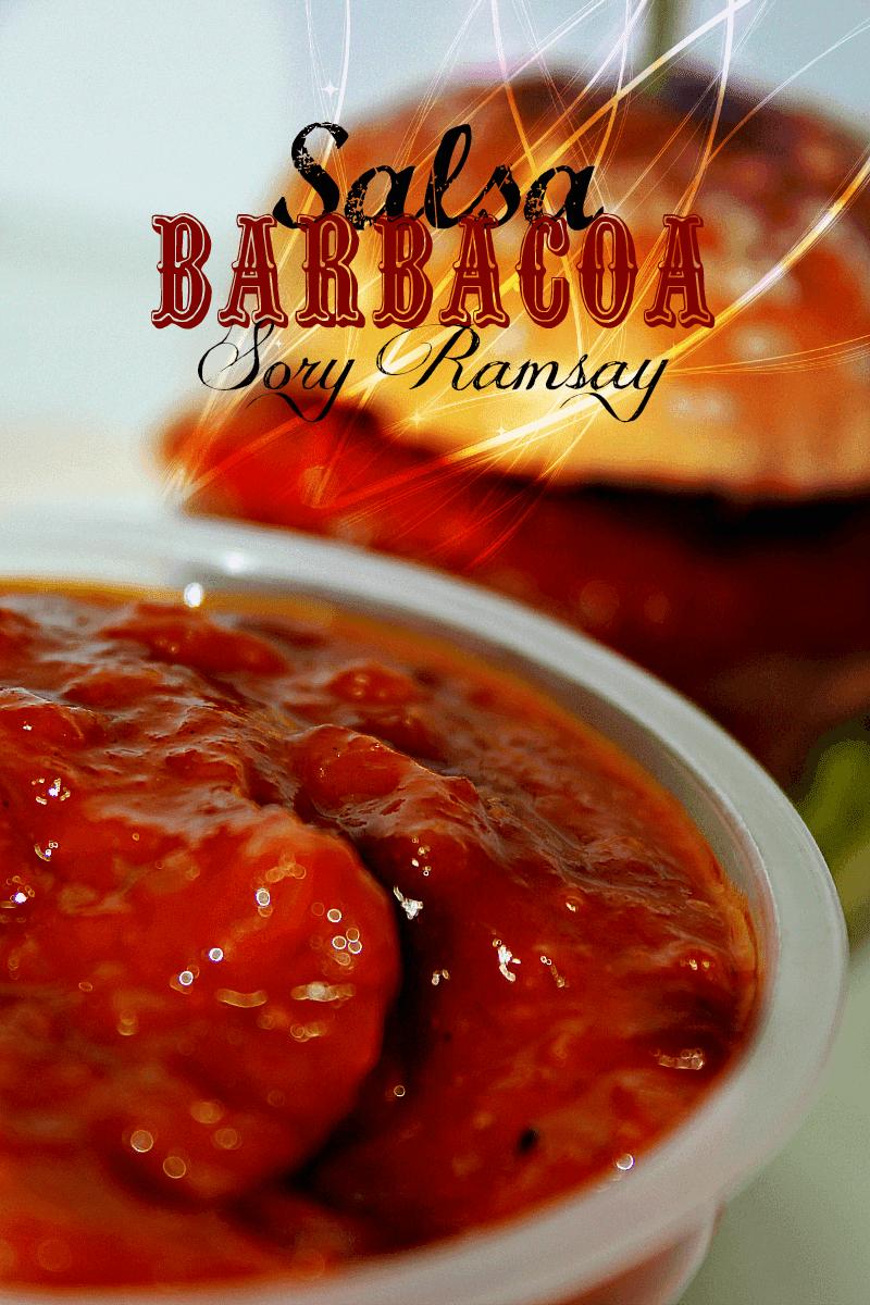 Salsa Barbacoa Sory Ramsay