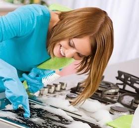 Como limpar forno e fogão? #Segunda-Feira