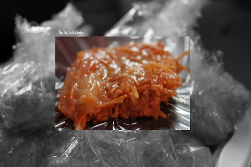 Turkish vermicelli squares   |  Kukskitchen