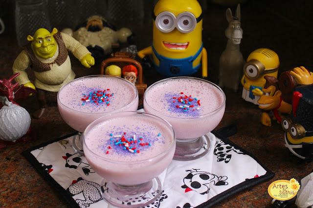 gelatina cremosa
