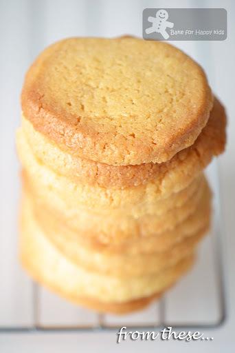 Cookies Pops - 4-Ingredients Bakes
