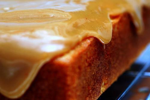 de marshmallow para cobertura de bolo com mel karo