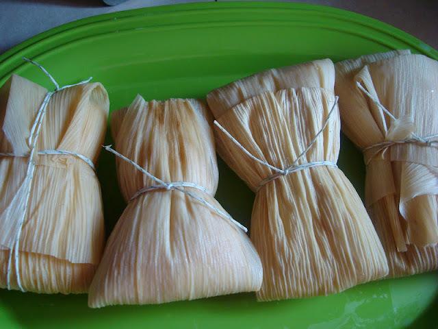 Receita de pamonha tradicional