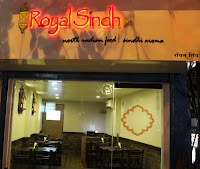 Food Review - Royal Sindh, Versova