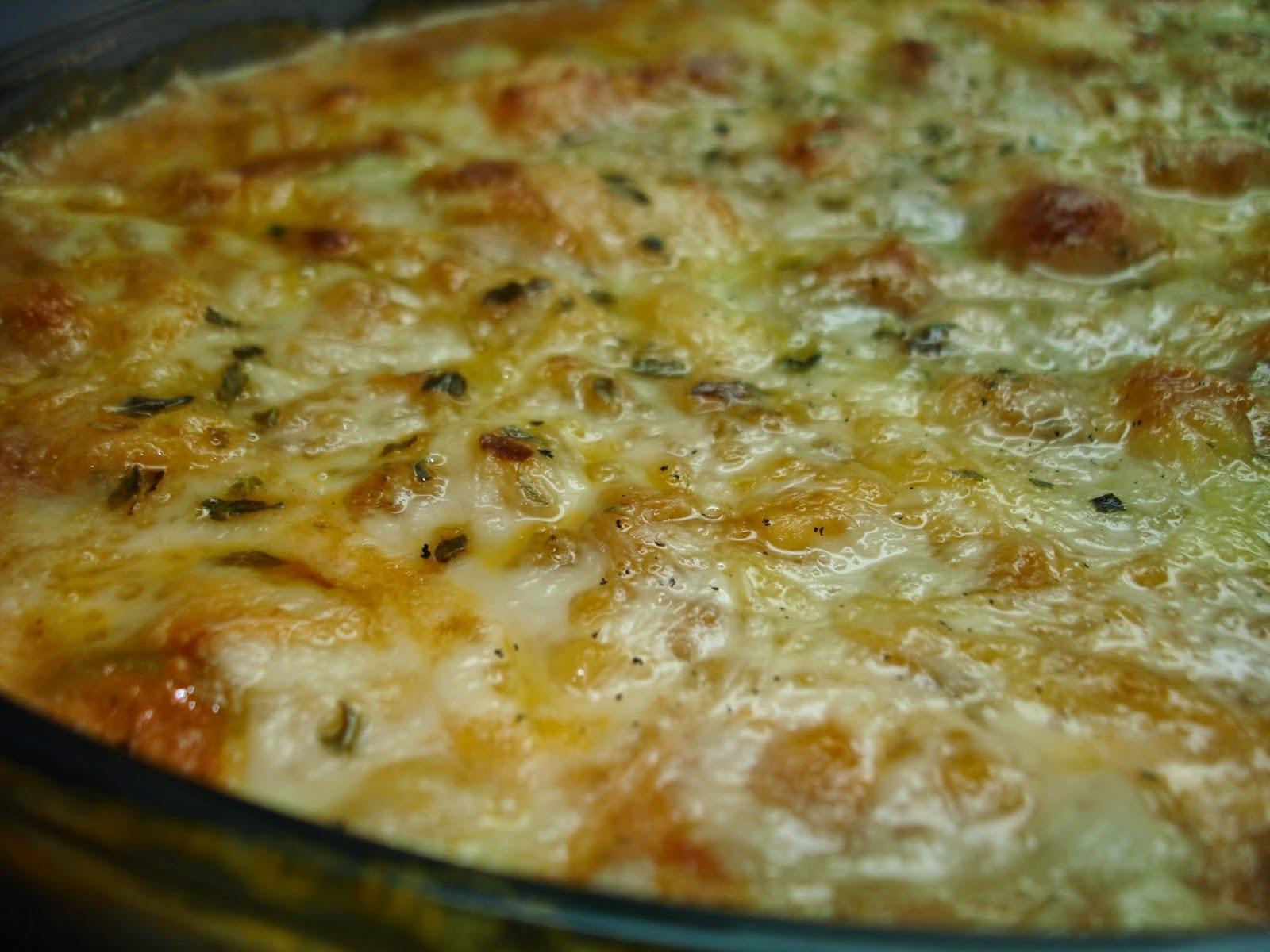 Macarrão de Forno: um só prato, uma deliciosa conquista!