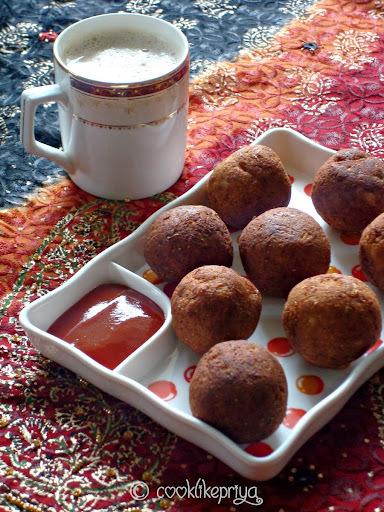 Chettinad Vazhakkai Kola Urrundai | Vegeterian Kheema Balls | Step by Step Recipe