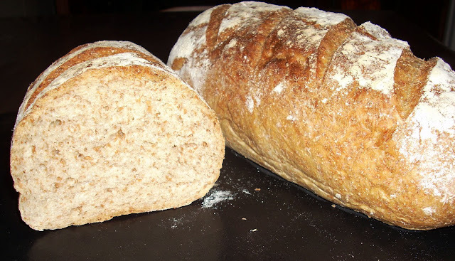 Pan de Gluten y Agradecimientos