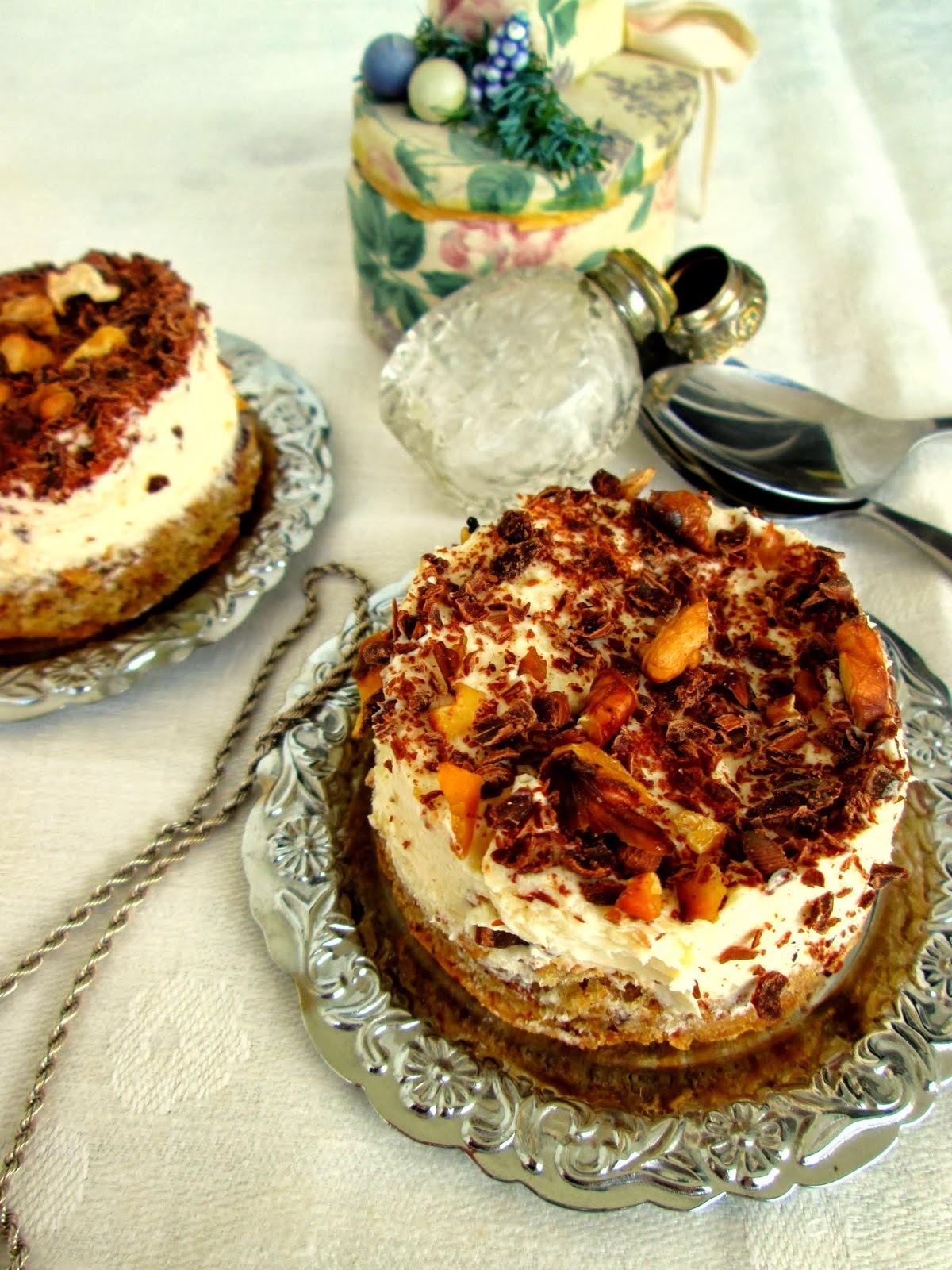 Krem-karamel kolačić
