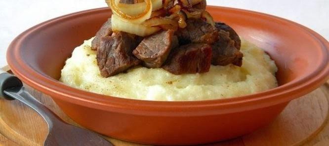 ver de carne moída sem gordura e assado no forno
