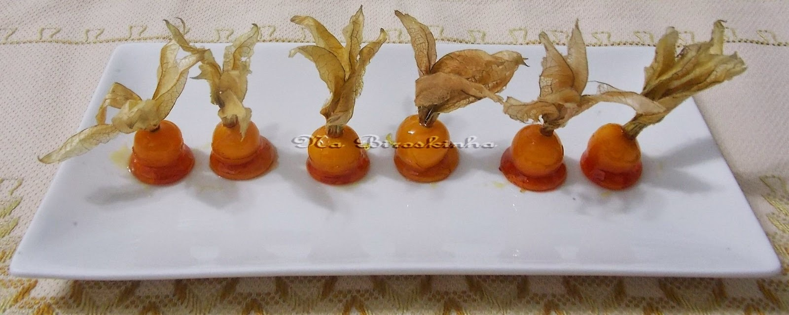 Physalis Caramelada