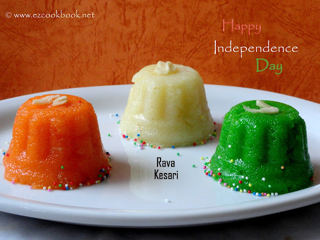 Rava Kesari | Sooji Ka Halwa | How to make Rawa kesari