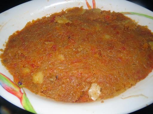 Doodhi Sorekai Carrots VEGGY HALVA
