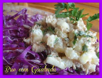 Salada de Atum Turbinada