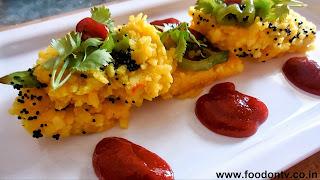 Phoha Khaman Dhokla Recipe-Easy and Healthy Indian Gujarati Snack Recipe