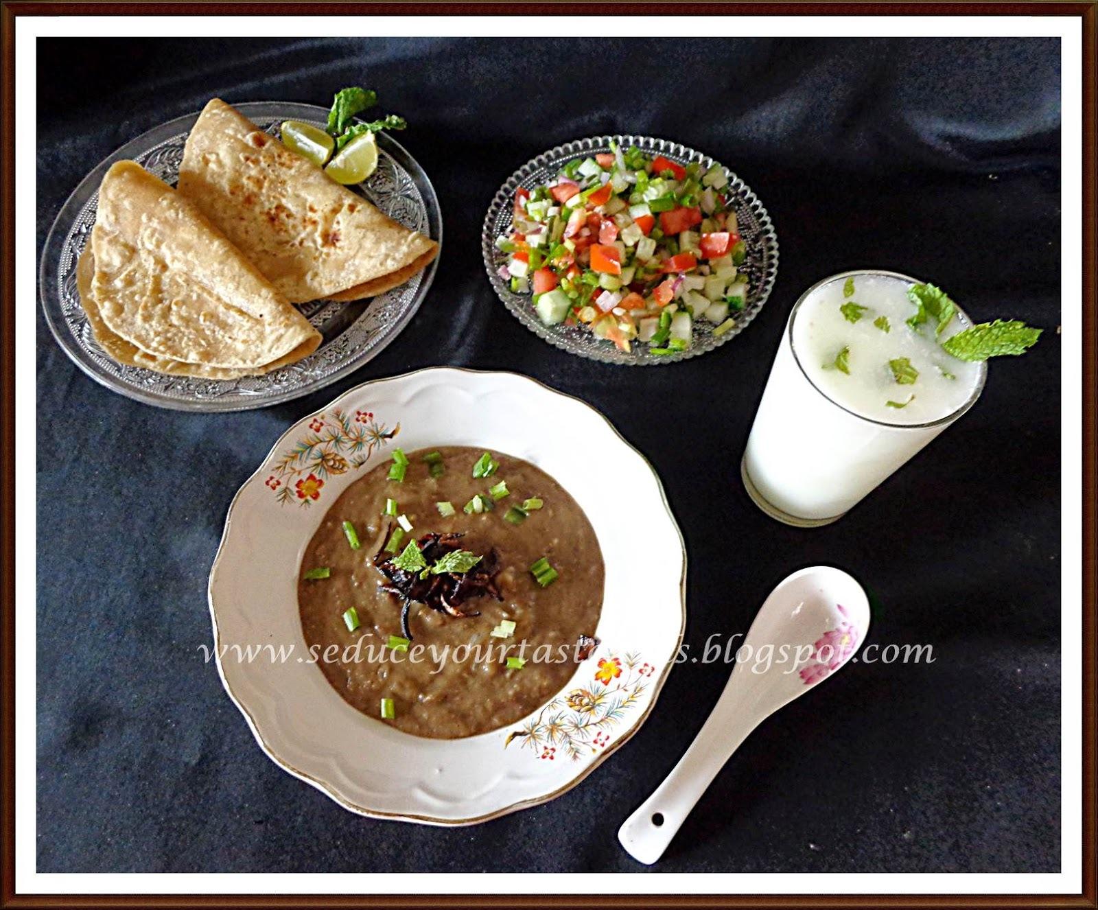 Shorbat Adas - Jordanian Lentil Soup