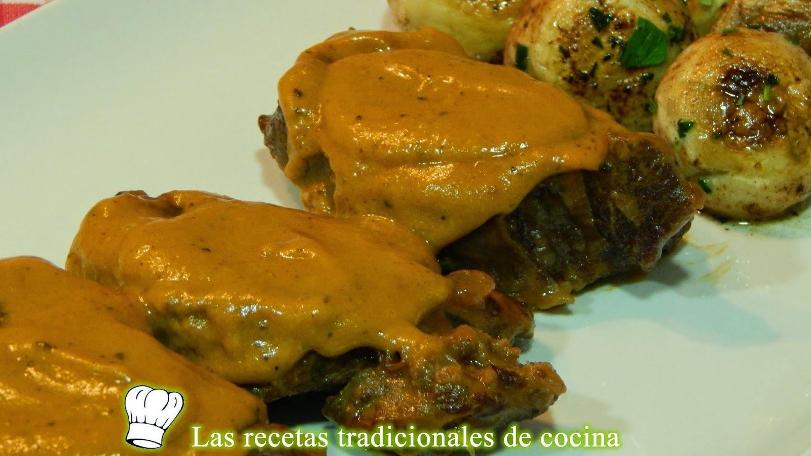 Receta fácil de carrilleras de ternera en salsa